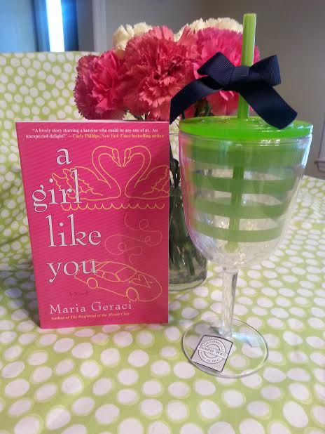 Maria Geraci Fresh Fiction April contest photo