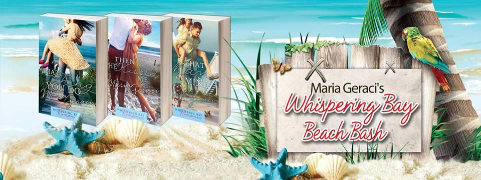 Maria Geraci's beach bash